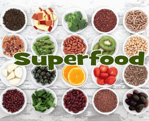 超級食物 - Super Food